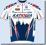 TEAM KATUSHA 2009