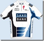 TEAM SAXO BANK 2009